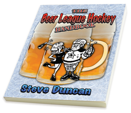 The Beer League Hockey Handbook